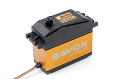 Savox - Servo - SV-0236MG - Digital - High Voltage - DC Motor - Metal Gear