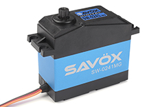 Savox - Servo - SW-0241MG - Digital - High Voltage - DC Motor - Waterproof - Metal Gear