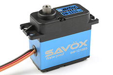 Savox - Servo - SW-1210SG - Digital - Coreless Motor - Waterproof - Steel Gear