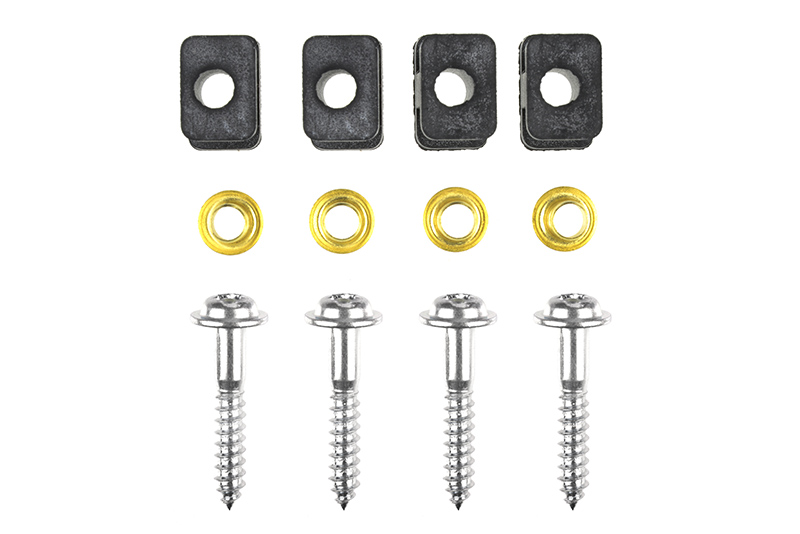 Savox - Rubber spacer set - for standard size servos