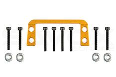 Savox - Aluminium spacer set - for 1-8 Cars - Standard size servo