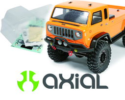 Axial - Bodies