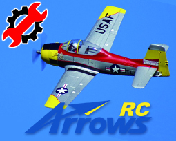 Arrows RC spare parts