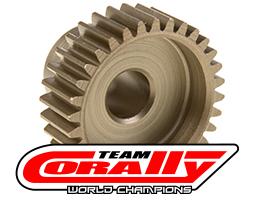 48DP - Shaft 5.0mm - Steel - TC