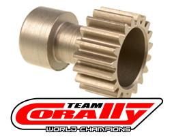 48DP - Shaft 3.2mm - Steel - LB - TC