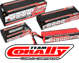 Team Corally - Batteries