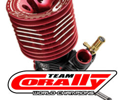 Team Corally - Nitro Engines