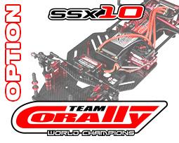 SSX-10 - Option parts