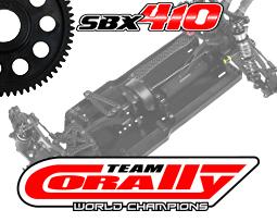 SBX-10 - Spare parts
