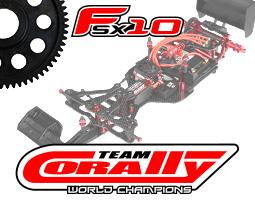 FSX-10 - Spare Parts