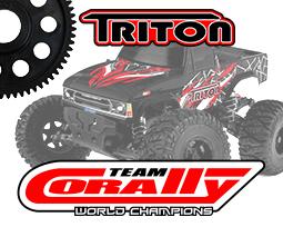Triton - spare parts