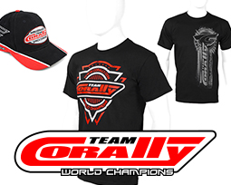 Team Corally - Team Wear