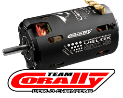 Velox 805 - 1/8 On-Road - GT