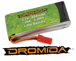 Dromida - Batteries