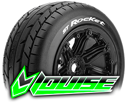 LRC - 1/8 Stadium Truck Tires