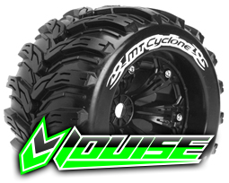 LRC - 1/8 Monster Truck Tires