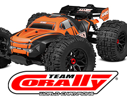 Team Corally - Cars RTR