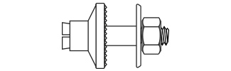 Prop Adapter - Collet Type