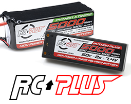 RC Plus - Batteries