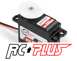 RC Plus - Servos