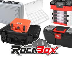 Rocabox - Cases