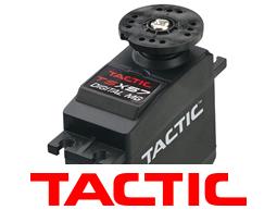 Tactic RC - Servos