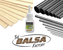 The Balsa Factory